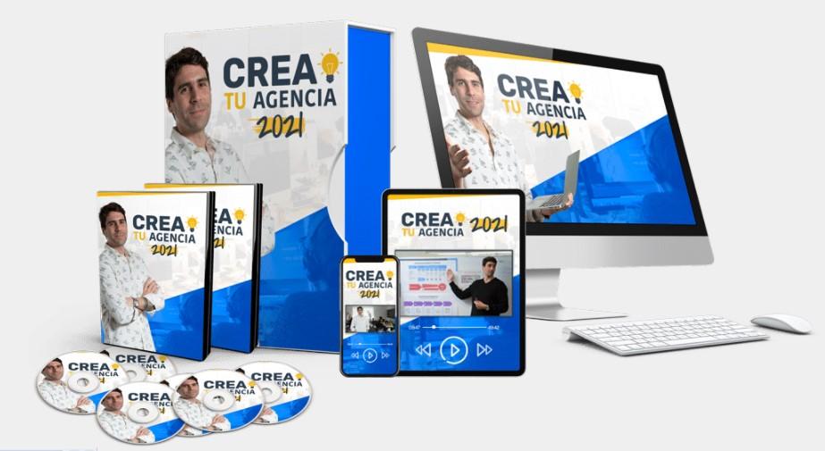 Crea Tu Agencia 2021 – Agustin Casorzo gratis