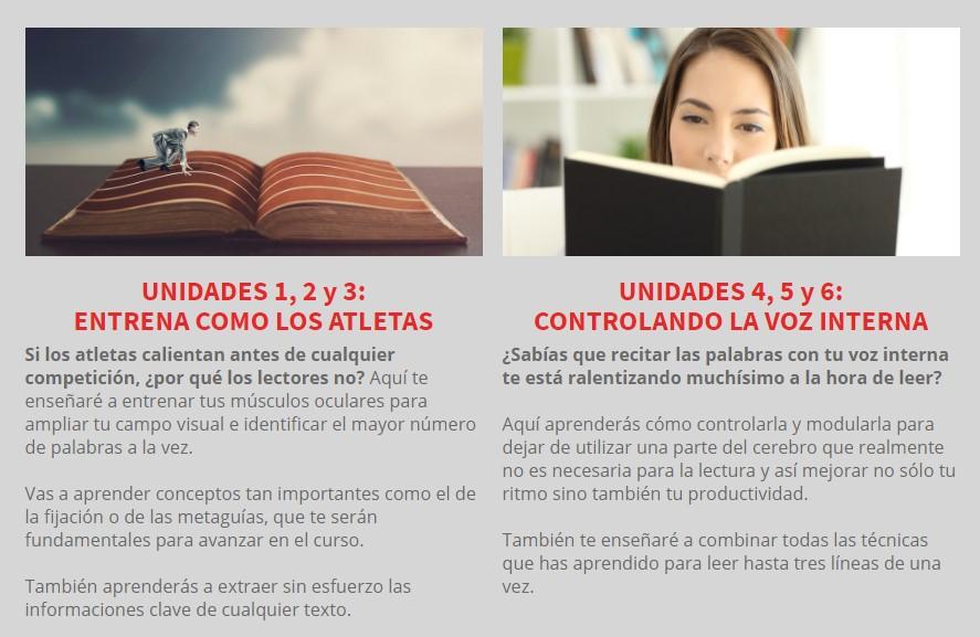 el mejor curso para leer mas rapido lectura agil